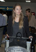 Holly Valance @ LAX 09-08-2011