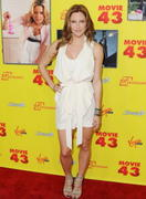Jill Wagner - Movie 43 premiere in Hollywood 01/23/13