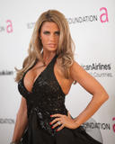 katie price cleavage