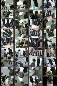 MV-82 Office Worker Boots Lynch Asian Femdom