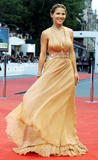"""Elsa Pataky @ """"The Darjeeling Limited"""" premiere during day 6 of the 64th Venice Film Festival"""