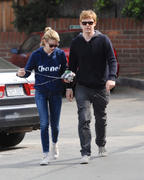 Emma Roberts out & about in Los Angeles 03/25/14