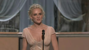 Uma Thurman - Academy Awards 2006