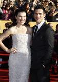 Джулианна Маргулис, фото 359. Julianna Margulies - 18th Annual Screen Actors Guild Awards, january 29, foto 359