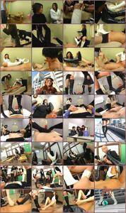 IWGB-001 Bully of terribel smell of boots Asian Femdom